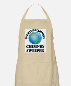 World's Happiest Chimney Sweeper Apron