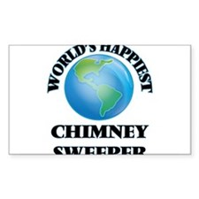 World's Happiest Chimney Sweeper Decal
