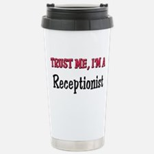 Unique Job description Travel Mug