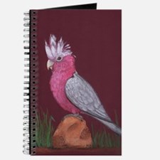 Rose Breasted Cockatoo Journal