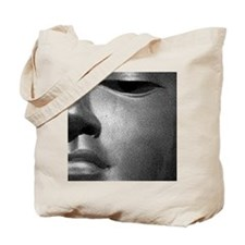 FACES OF BUDDHA Tote Bag