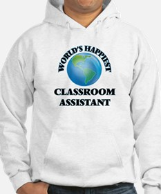 World's Happiest Classroom Assis Hoodie
