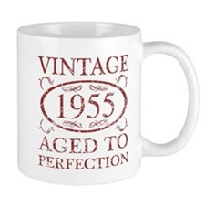 Vintage 1955 Mugs