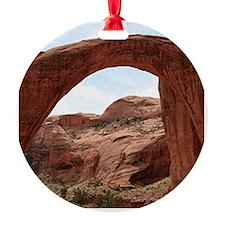 Rainbow Bridge Arch, Utah, USA Ornament