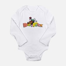 Felix the cat Long Sleeve Infant Bodysuit