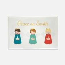 Peace On Earth Magnets