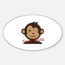 Monkey Business Stickers