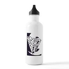 RightOn Crystal Water Bottle