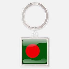 Flag of Bangladesh Keychains