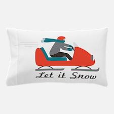 Let It Snow Pillow Case