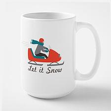 Let It Snow Mugs