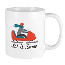 Let It Snow Mugs