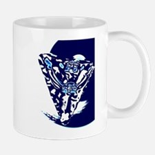 RightOn Crystal Mugs