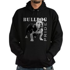 Cute English bulldog Hoodie