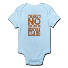 No Crying in History Class Body Suit