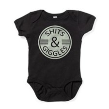 Unique Crap Baby Bodysuit