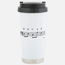 Unique Decaf Travel Mug