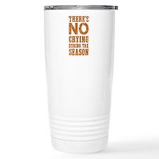 No Crying During Tax Se Travel Mug