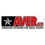 AVER Bumper Sticker