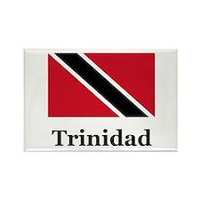 Trinidadian Rectangle Magnet