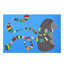 Dr. Hedgehog Postcards (Package of 8)