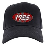 80th birthday men Black Hat