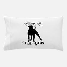 ab_black Pillow Case
