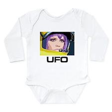 Moonbase Girl UFO SHADO Body Suit