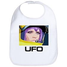 Moonbase Girl UFO SHADO Bib