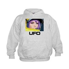 Moonbase Girl UFO SHADO Hoody