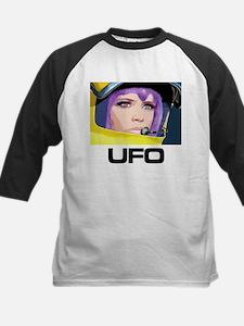 Moonbase Girl UFO SHADO Baseball Jersey