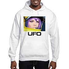 Moonbase Girl UFO SHADO Jumper Hoody