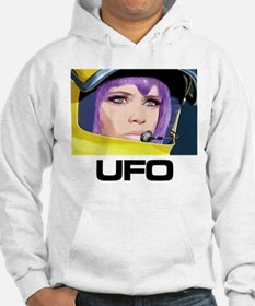 Moonbase Girl UFO SHADO Jumper Hoody
