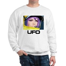 Moonbase Girl UFO SHADO Sweatshirt