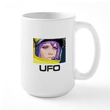 UFO - S.H.A.D.O. Moonbase Girl Mugs