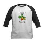 Veggie Guru Kids Baseball Jersey