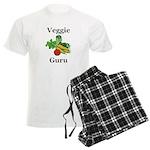 Veggie Guru Men's Light Pajamas