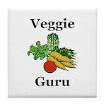 Veggie Guru Tile Coaster