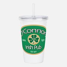 O'Connor's Irish Pub Acrylic Double-wall Tumbler