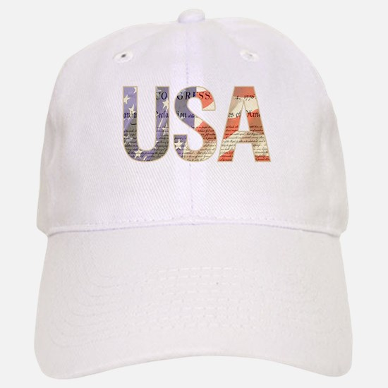 USA Independence Flag Baseball Baseball Cap