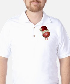 basketball Golf Shirt