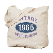 1965 Aged To Perfection Tote Bag