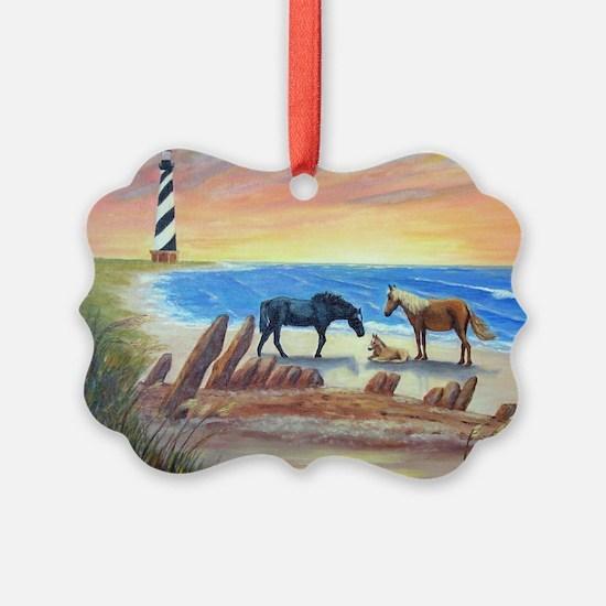 New Day Cape Hatteras Ornament