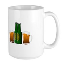Lager Drinker Mug