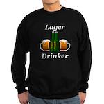 Lager Drinker Sweatshirt (dark)