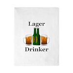Lager Drinker Twin Duvet
