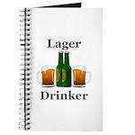 Lager Drinker Journal