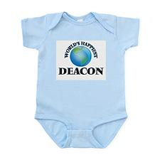 World's Happiest Deacon Body Suit