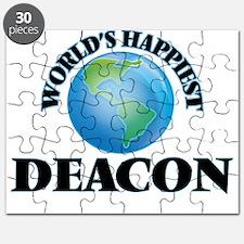 World's Happiest Deacon Puzzle