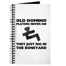 Domino Players Never Die Journal